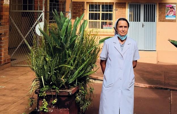 Polska misjonarka walczy o oddech swoich pacjentów