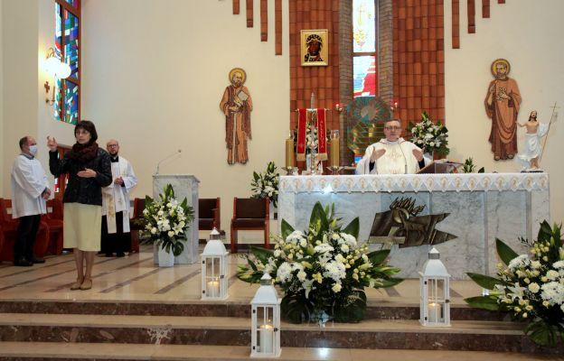 Łódź: Jezus zamieszkał w Ich sercach
