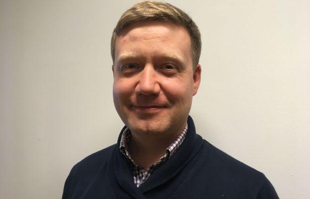 Jakub Tarasiuk - prezes Fundacji Rodzina i Przedsiębiorczość