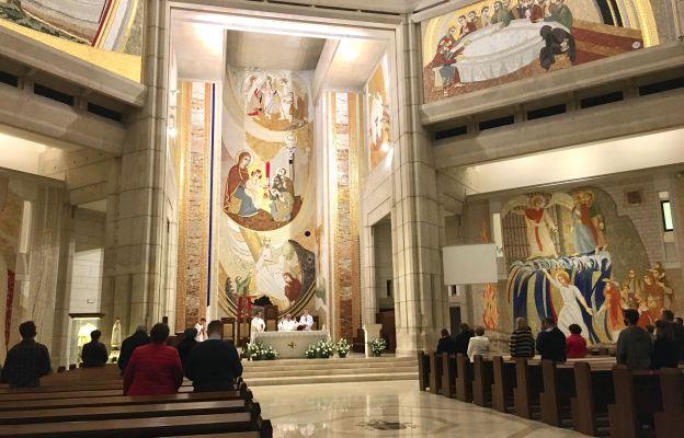 Pierwsza Msza św. odbędzie się 16 maja