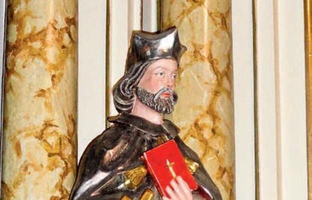 Przy mostach i w konfesjonale, czyli… o św. Janie Nepomucenie