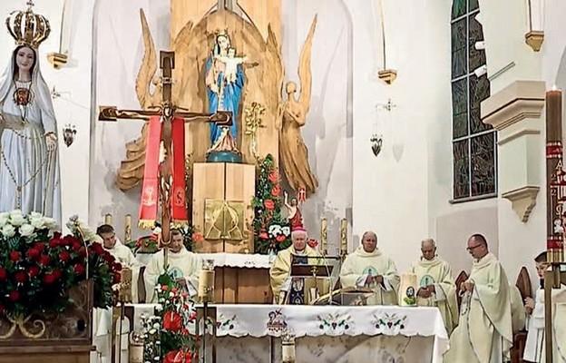 Rozpoczęcie nabożeństw fatimskich – Rok Jubileuszowy