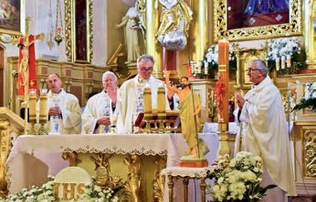 Niewiasta Eucharystii
