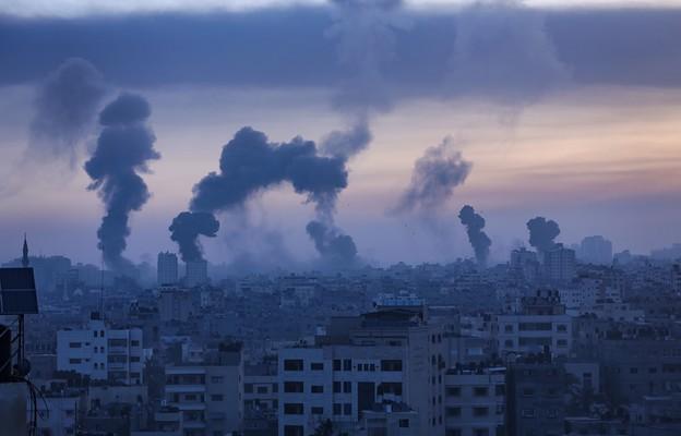 Strefa Gazy: potrzebny rozejm, zanim na dobre zacznie się wojna