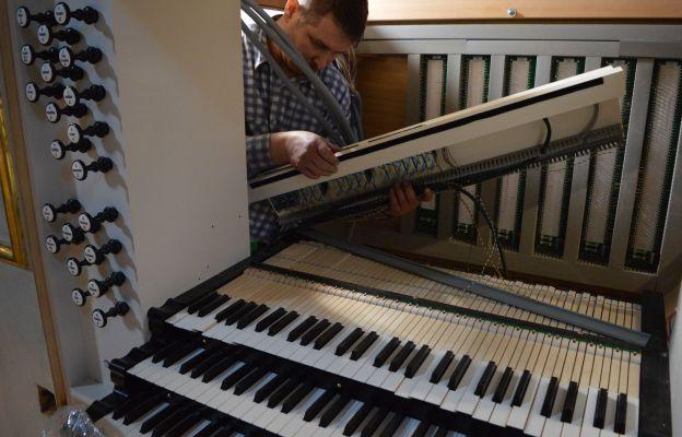 Katedralne organy wracają na chór