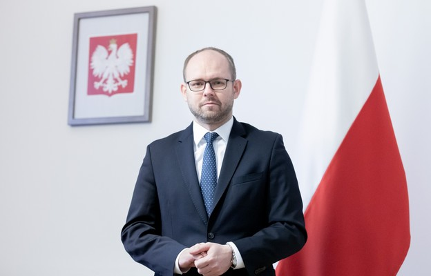Marcin Przydacz, wiceminister spraw zagranicznych ds. bezpieczeństwa, polityki amerykańskiej, azjatyckiej oraz wschodniej.