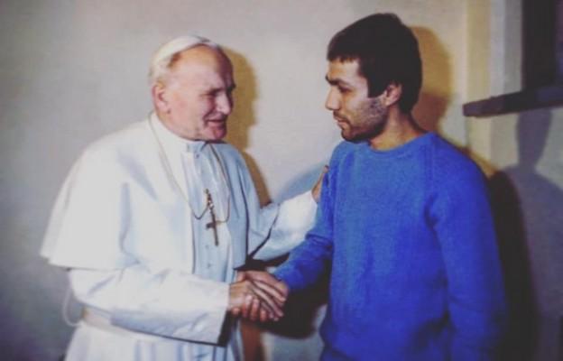 Tomasz Wolny: gest przebaczenia Jana Pawła II jest niesamowitym przykładem miłości