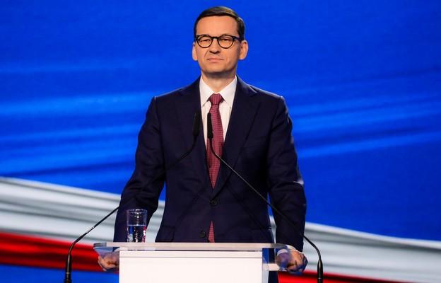 Polski Ład: Wypowiedź premiera Mateusza Morawieckiego