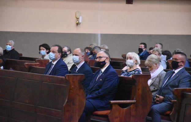 Na Mszy św. obecni byli przedstawiciele dolnośląskiej