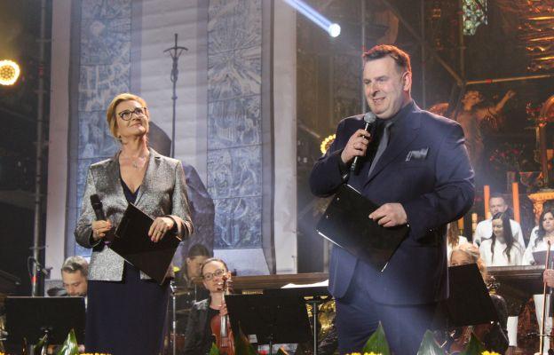 Wydarzenie poprowadzili Łukasz Lech i Magdalena Drohomirecka