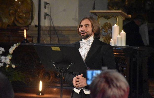 tenor Simone Francesco Liconti