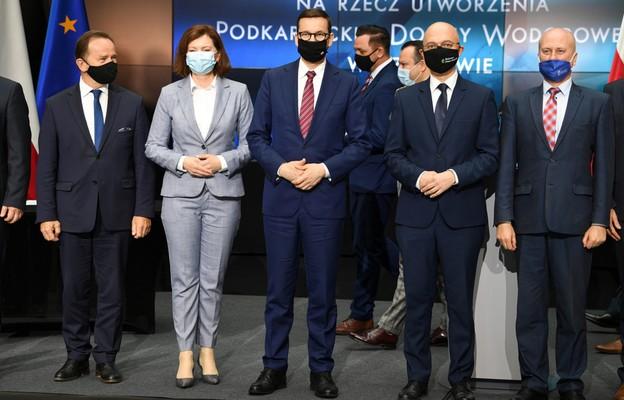 Premier: chcemy, by każda polska rodzina zdobyła własne cztery kąty