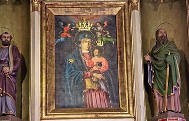 Obraz Matki Bożej Klewańskiej