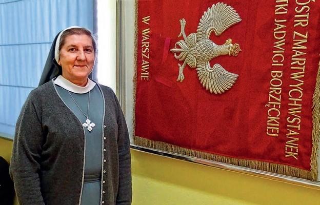 S. Hanna Filipkowska, zmartwychwstanka