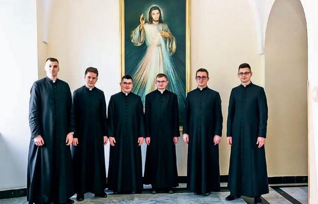 Nowi diakoni archidiecezji przemyskiej