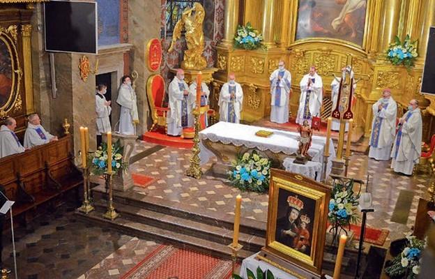 Uroczystość Matki Bożej Łaskawej w jubileuszowym roku 850-lecia katedry