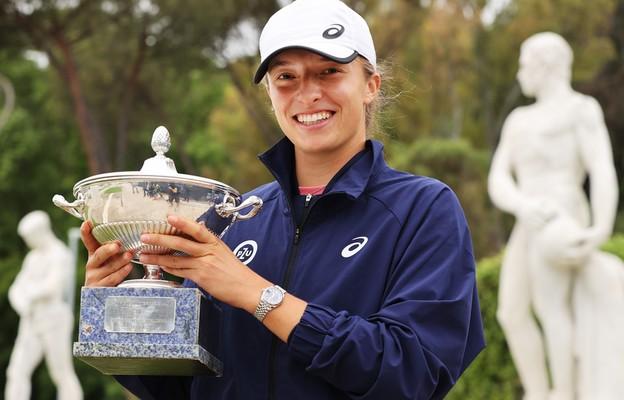 Ranking WTA: Świątek na najwyższym w karierze czwartym miejscu