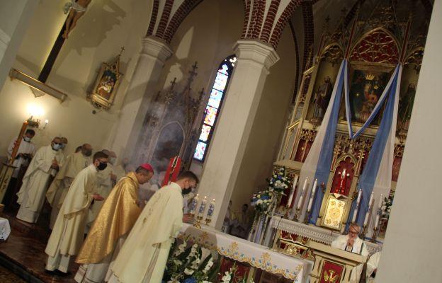 Biskup ustanowił sanktuarium w Skwierzynie