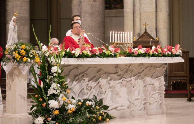 Łódź: Wigilia Zesłania Ducha Świetego