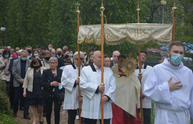 Wspólnota na Ruczaju licznie obchodziła parafialne święto