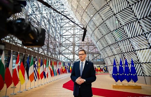 Premier Morawiecki: Czechy zgodziły się wycofać wniosek skierowany do TSUE