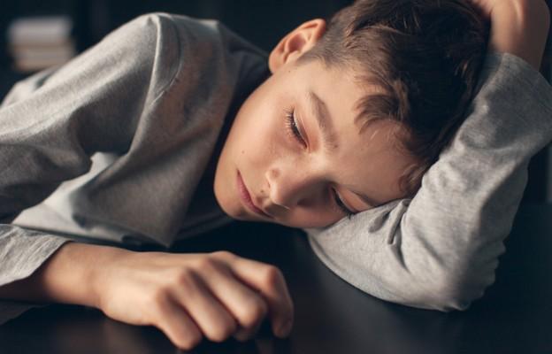 Depresja ma twarz dziecka