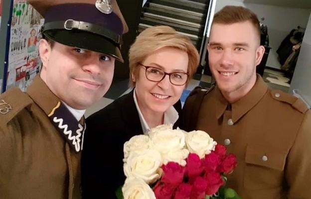 Europoseł Wiśniewska na straży pamięci o niezłomnym rotmistrzu Witoldzie Pilieckim