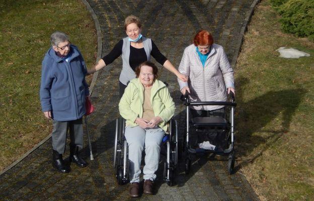 Dom Pomocy Społecznej czeka na seniorów.