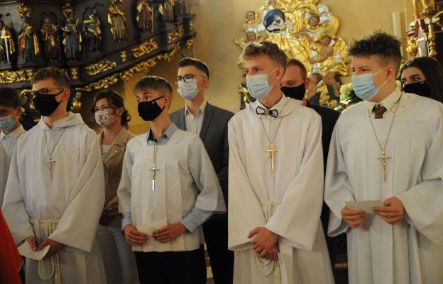 10 lektorów przyjęło sakrament bierzmowania