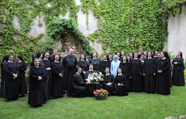 70-lecie ślubów zakonnych Matki Cecylii Piękosz