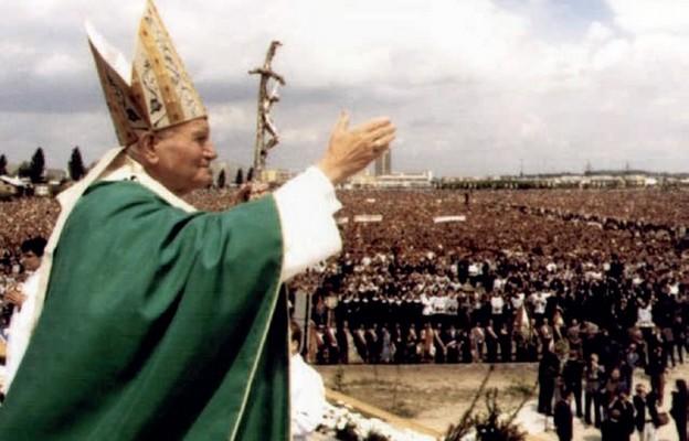 W perłową rocznicę pielgrzymiej wizyty Jana Pawła II w Rzeszowie