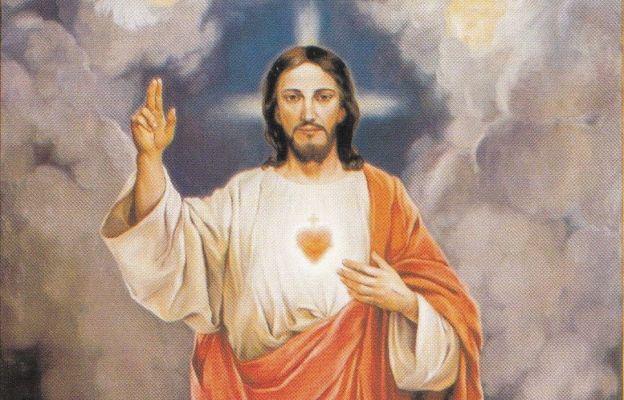 Wizerunek Chrystusa z kościoła NSPJ w Radymnie