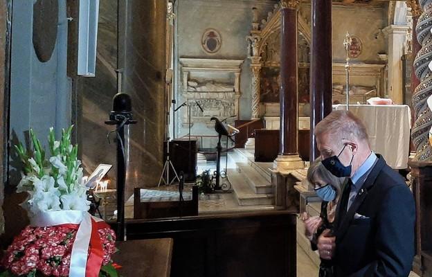 W Rzymie Ambasador RP przy Stolicy Apostolskiej oddał hołd kard. Wyszyńskiemu