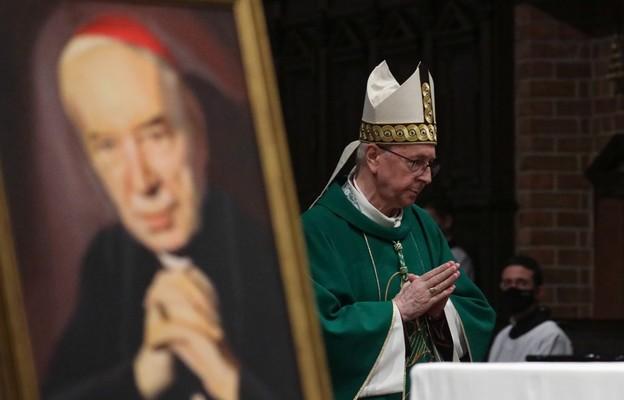 Przewodniczący Episkopatu modlił się o owoce beatyfikacji Prymasa Wyszyńskiego w 40. rocznicę jego śmierci