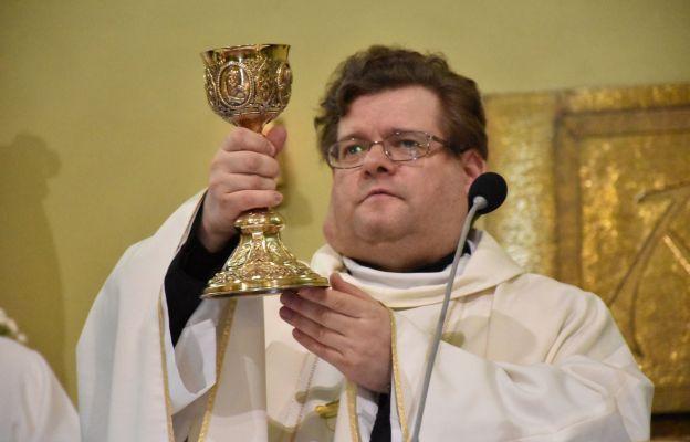 Ks. Mariusz Frukacz: kapłaństwo to sakrament miłości