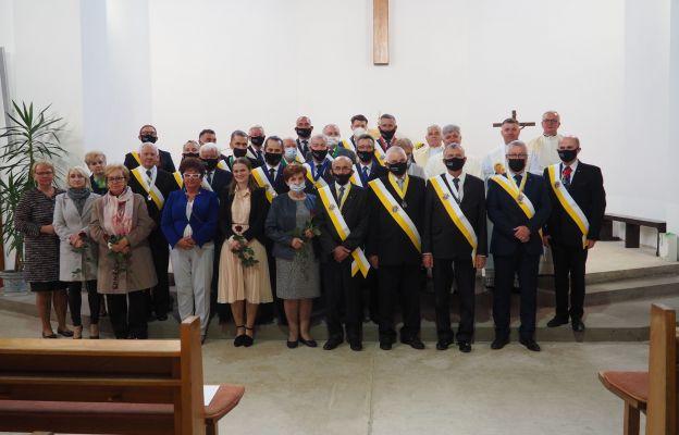 Wieluń. Nowa Rada Rycerzy Kolumba zaprzysiężona