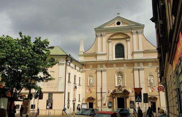 Bryła kościoła karmelitów