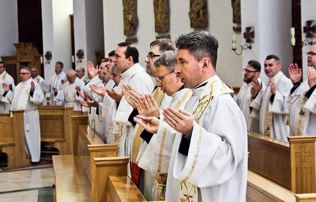 Trzy przesłania dla księży