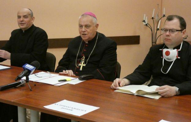O beatyfikacji na konferencji prasowej