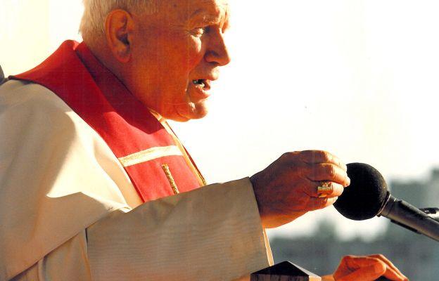 Jan Paweł II w Gorzowie
