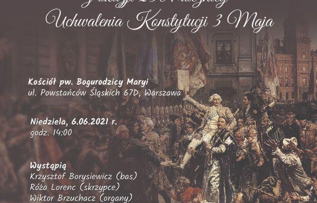 Zapraszamy: koncert w kościele Bogurodzicy Maryi