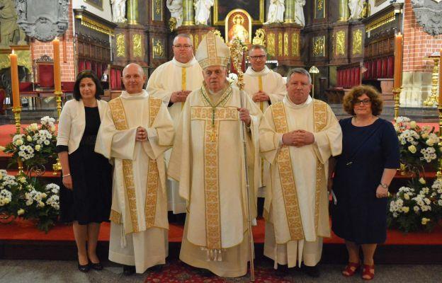 Historyczne wydarzenie! Diecezja legnicka ma dwóch diakonów stałych.