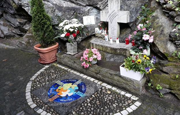 Miejsce zabójstwa s. Mainetti