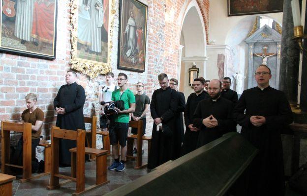 Piesza pielgrzymka powołaniowa diecezji zielonogórsko-gorzowskiej