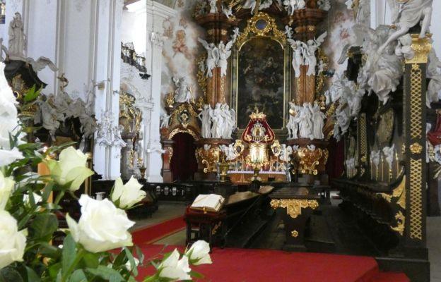 Rubinowi jubilaci w Krzeszowie
