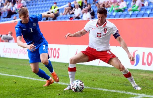 ME 2021 - Polska - Islandia 2:2 w towarzyskim meczu