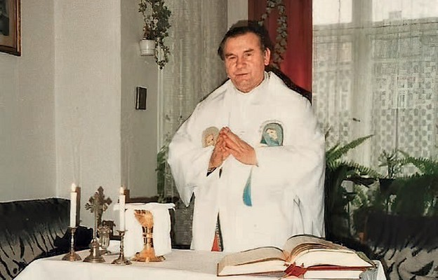 Ksiądz prał. Wincenty Jankowski kochał Chrystusa Eucharystycznego