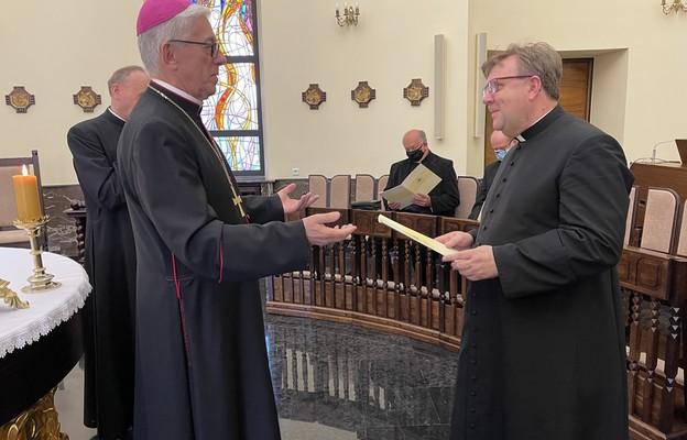 Archidiecezja Katowicka: zmiany księży w parafiach