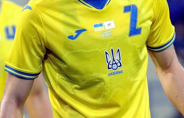 Euro 2020: UEFA nakazała zmianę grafiki na koszulkach piłkarzy Ukrainy