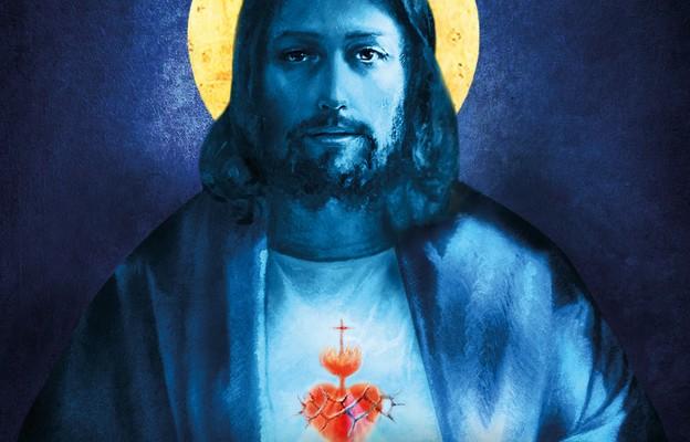 Serce Jezusa jest przepełnione miłością